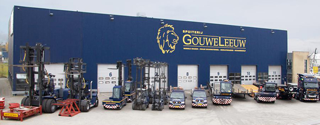 Logistikdienstleistung